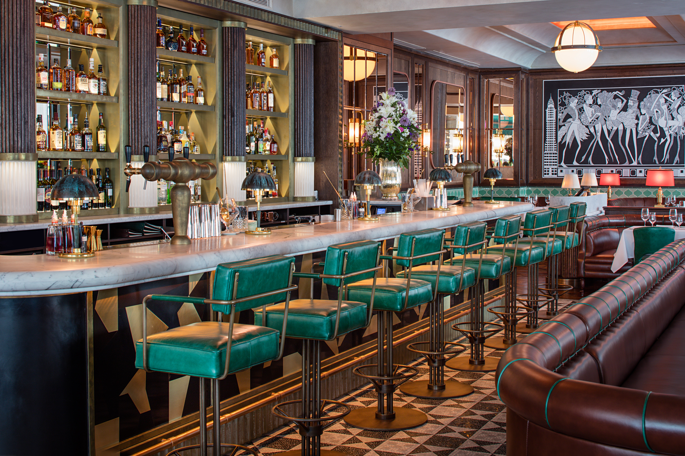 Smith Amp Wollensky Opens Off The Strand Luxury