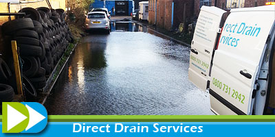 Direct Drain Services – specialists in drainage maintenance | Luxury