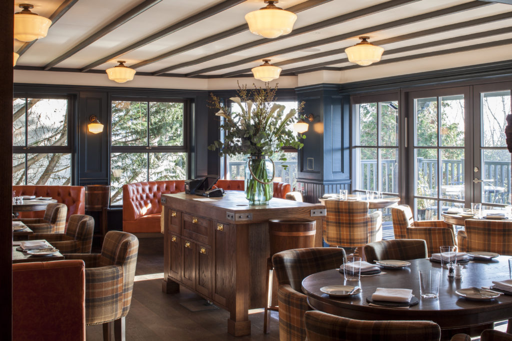 Former gordon ramsay chef opens new oxford blue gastropub